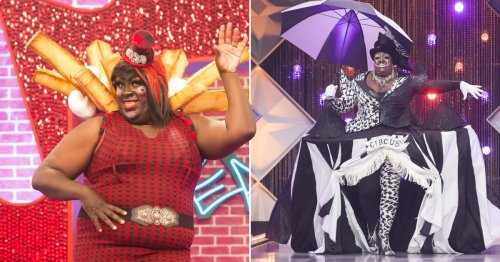 Canada's Drag Race season 2: Eliminated queen Océane Aqua-Black reveals just how much knee injury impacted her behind the scenes before exit