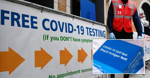Fall in Covid cases as people 'skipping tests to to avoid self-isolation'