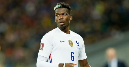 Paul Pogba 'offered to Barcelona' as Man Utd identify his £50m replacement