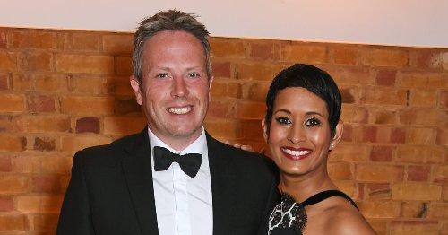 BBC Breakfast's Naga Munchetty admits honeymoon with husband James Haggar was 'most boring holiday'