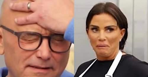 Gregg Wallace looks ready to explode as Katie Price wreaks havoc in Celebrity MasterChef 2021 trailer