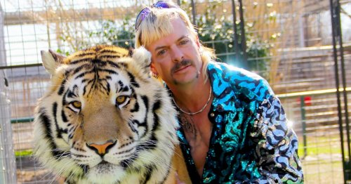 Tiger King star Joe Exotic reveals he has prostate cancer as he begs to be freed from prison: 'My body is tired'