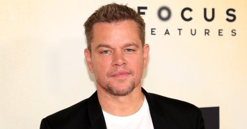 Matt Damon horrifies fans after admitting he only stopped using the 'F-slur months ago' when daughter told him off