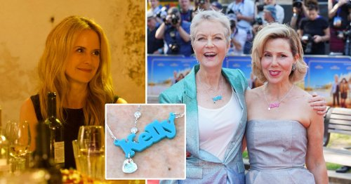 Sally Phillips and Jenny Seagrove pay tribute to late Off The Rails co-star Kelly Preston after breast cancer death