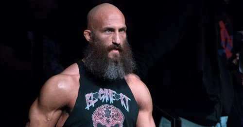 WWE's Tommaso Ciampa reveals incredible 13-week body transformation and 'insane' workout regime