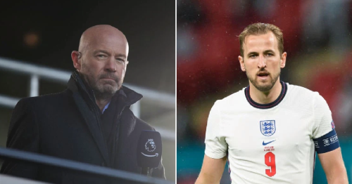 Alan Shearer defends Harry Kane and names two changes England should make vs Czech Republic