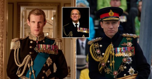 Prince Philip funeral: Who played the Duke of Edinburgh in The Crown and what tributes have they shared?