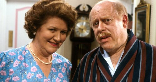 Keeping Up Appearances hit with content warning over offensive language
