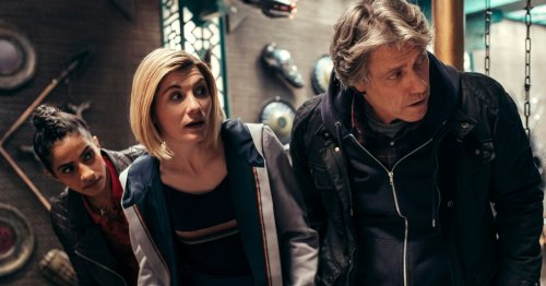 Doctor Who series 13: John Bishop uncertain of his future as Time Lord's new companion