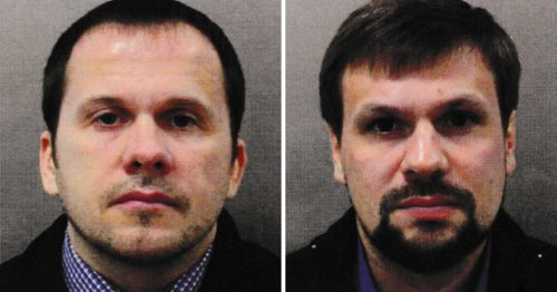 Salisbury poisoning suspects wanted over bombing in Czech Republic