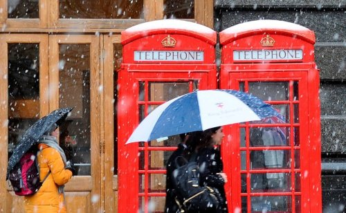 When will it snow in the UK? Met Office winter weather predictions revealed