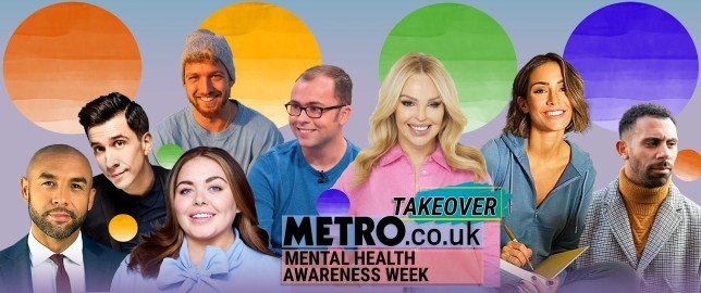 Metro MHAW Takeover: Eight powerful mental health stories - cover