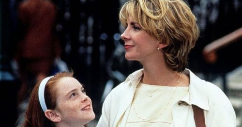 Lindsay Lohan wishes her late Parent Trap co-star Natasha Richardson a happy birthday
