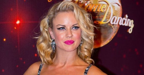 Strictly champion Joanne Clifton, 38, can no longer dance like she used to after arthritis diagnosis: 'I can't really get up quickly'