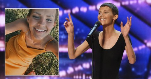 America's Got Talent Golden Buzzer act Nightbirde reveals heartbreaking inspiration behind It's Okay: 'I was given months to live and then my marriage ended'
