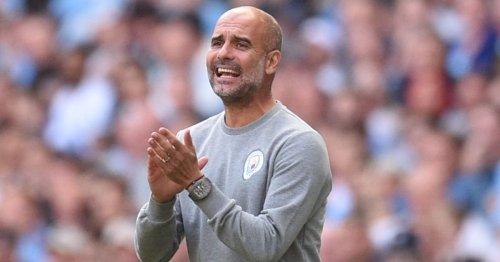Manchester City lacking 'weapon' like Romelu Lukaku, says Pep Guardiola