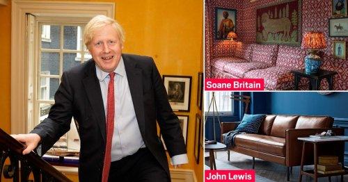 John Lewis mocks Boris Johnson after he 'didn't think their furniture was good enough'