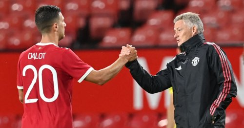 Diogo Dalot drops hint over Manchester United future after 'perfect' AC Milan loan move