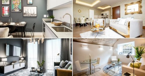 Small but perfectly formed studio apartments on sale around the UK