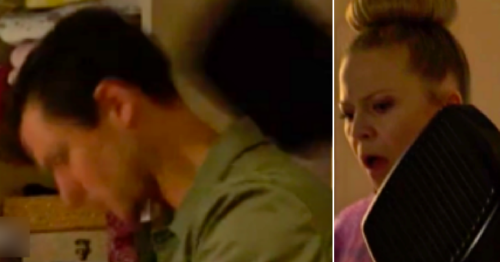 EastEnders spoilers: Linda Carter attacks Zack Hudson with frying pan in shock twist