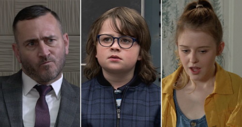 Four new Coronation Street spoiler videos reveal child murder horror, Harvey's fate and health concerns