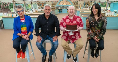 When does The Great British Bake Off start?