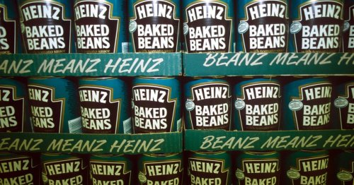 Warning over new 'beaning' TikTok trend where children throw baked beans at cars