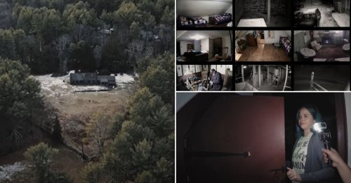 The Sleepless Unrest: First look at documentary exploring sinister house that inspired Conjuring films