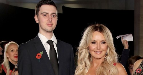 Carol Vorderman's son was deemed 'unteachable' due to learning difficulties – now, he has a master's degree