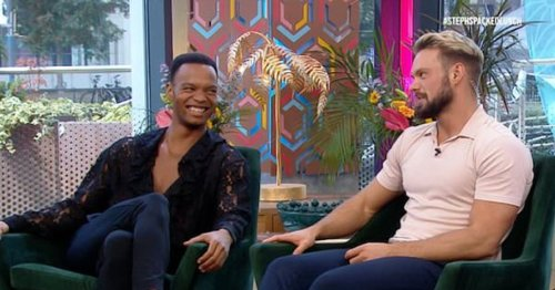 Strictly Come Dancing 2021: John Whaite in tears during clash with Johannes Radebe in training