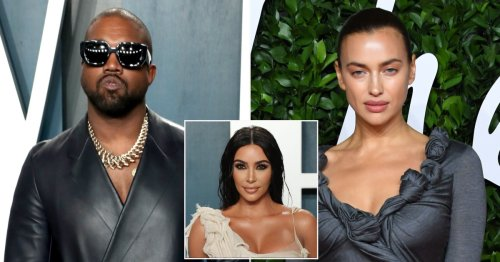 Kanye West and model Irina Shayk pictured together in France on his  birthday amid Kim Kardashian divorce - Flipboard