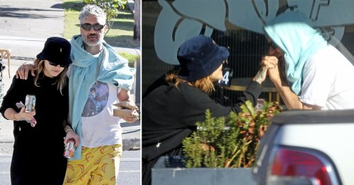 Rita Ora and Thor director Taika Waititi spotted in Sydney as romance rumours continue to swirl