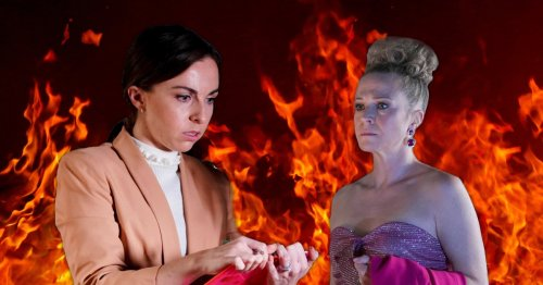 EastEnders spoilers: Linda Carter and Ruby Allen exit as a fire rages for Janine's return