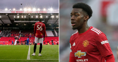 Anthony Elanga reacts to making Manchester United debut as Nemanja Matic rates his performance