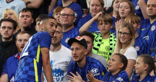 Chelsea fans mocked Tottenham over Harry Kane absence in pre-season friendly