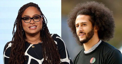 Ava DuVernay recalls compelling Colin Kaepernick story about hair and famous cornrows: 'This is historical in terms of the resistance that our hair represents'