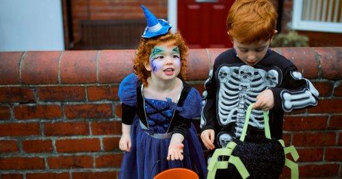 Children sent home in fancy dress after head teacher 'cancels Halloween'