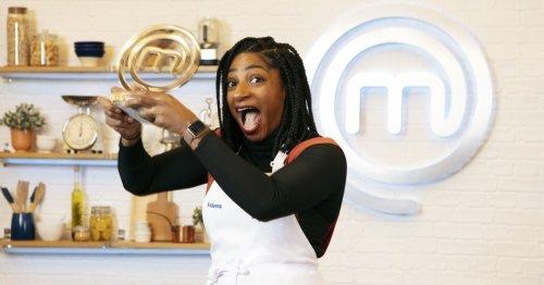 Celebrity MasterChef: Kadeena Cox crowned winner after tense final: 'I'm absolutely buzzing'