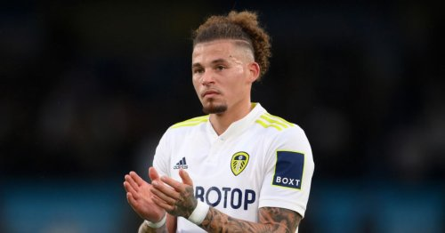 Liverpool enter race with Manchester United to sign Leeds midfielder Kalvin Phillips