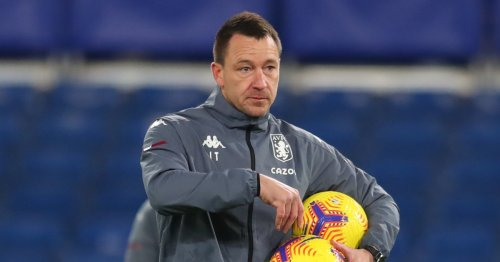 John Terry favourite to manage Swansea City after leaving Aston Villa