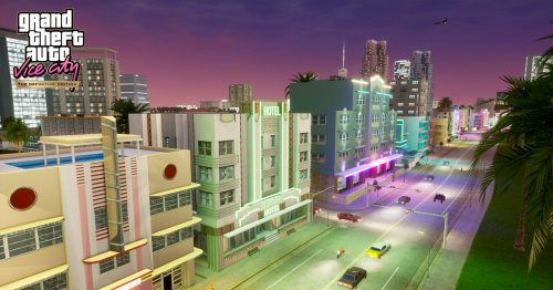 GTA Trilogy Definitive Edition graphics revealed as… not that great?