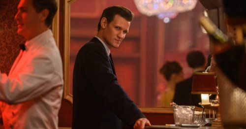 Matt Smith enjoyed playing 'sleazy' Last Night in Soho role: 'He frightens me'