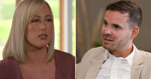 Married At First Sight UK's Morag considers quitting after Luke declares he's in love