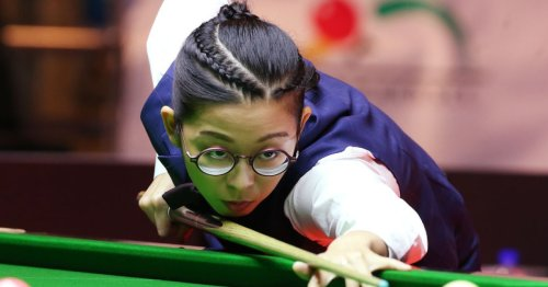 Three-time women's world champion Ng On-yee narrowly loses first match on professional snooker tour