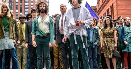 The Trial Of The Chicago 7 review: Sacha Baron Cohen and Jeremy Strong steal show in Aaron Sorkin's latest Oscar darling