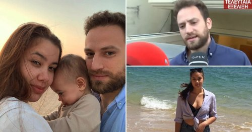 Suspect arrested over brutal murder of British mum in Greece