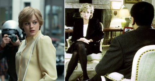 The Crown 'to show Martin Bashir's interview with Princess Diana' despite Prince William saying it should 'never be aired again'