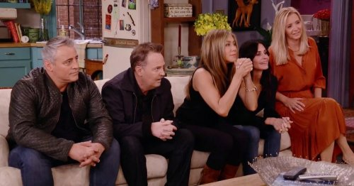 Friends Reunion review: Even James Corden can't spoil the fun of this teary long-overdue celebration