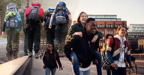 14-year-olds could be called up for new national service 'to heal divided UK'
