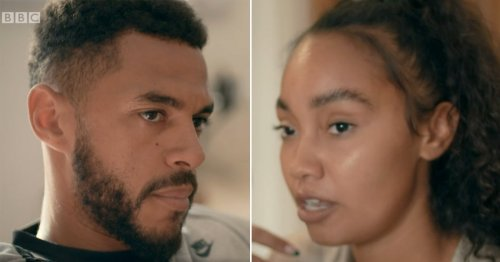 Leigh-Anne Pinnock praised for confronting fiance Andre Gray over colourist tweets: 'Our child could be darker than us'